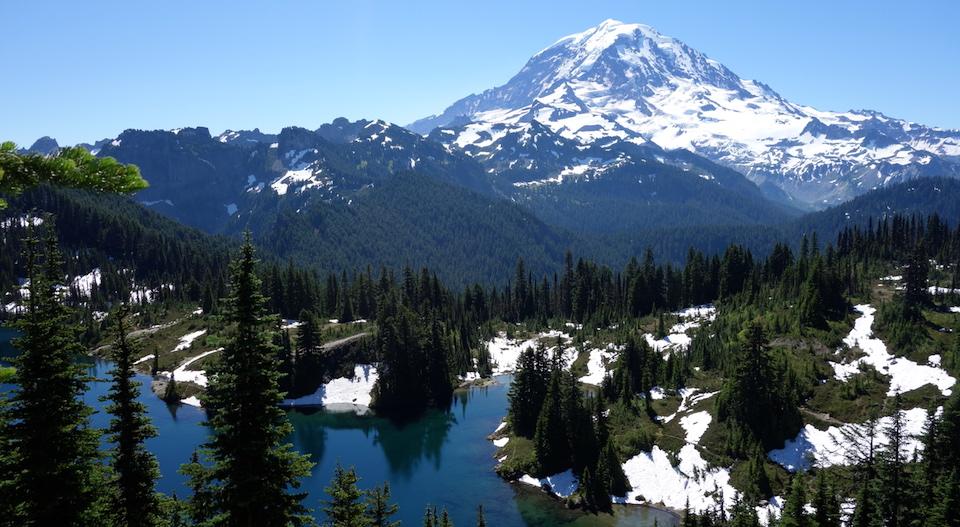 Climate Change  Mount Rainier National Park US