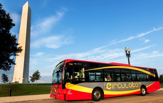 Image result for washington dc circulator