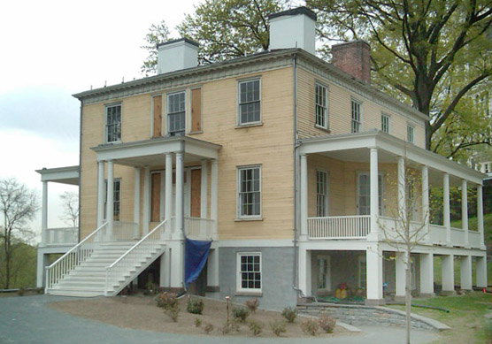 Hamilton Grange National Memorial, the home of founding father and Harlem resident Alexander Hamilton, will be the location for the kickoff of Every Kid in a Park NYC.