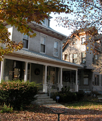 Woodruff Place Historic DistrictIndianapolis A Discover Our Shared Heritage Travel Itinerary