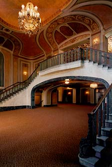 Paramount TheaterSeattle Washington A National Register of Historic Places Travel Itinerary