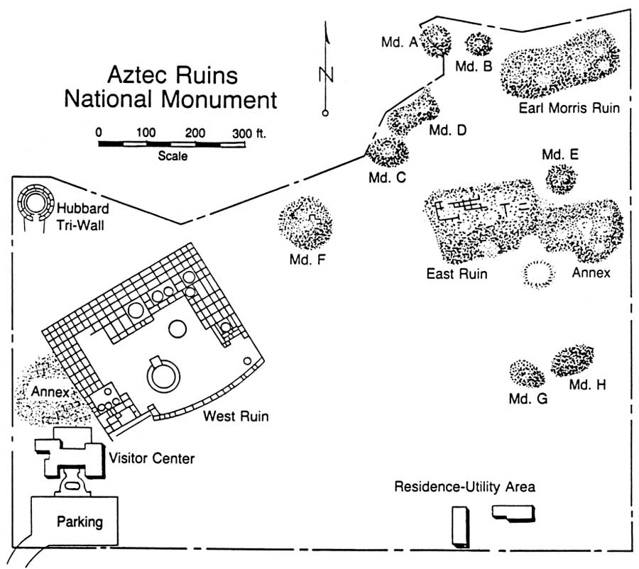 Aztec Ruins NM: An Administrative History (Table of Contents)