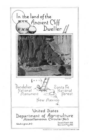 National Park Service: Guide Books / Brochures (by Year