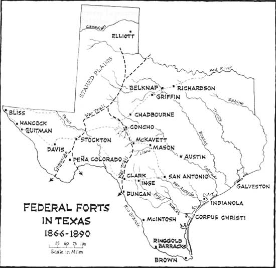 Fort Davis NHS: History of Fort Davis, Texas (Chapter 6)