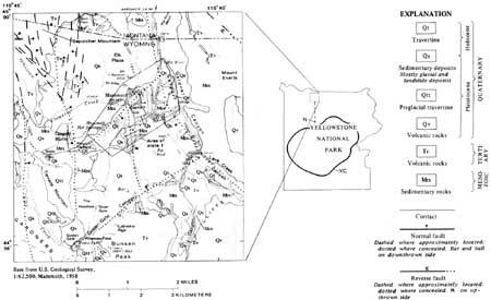 USGS: Geological Survey Bulletin 1444 (Contents)