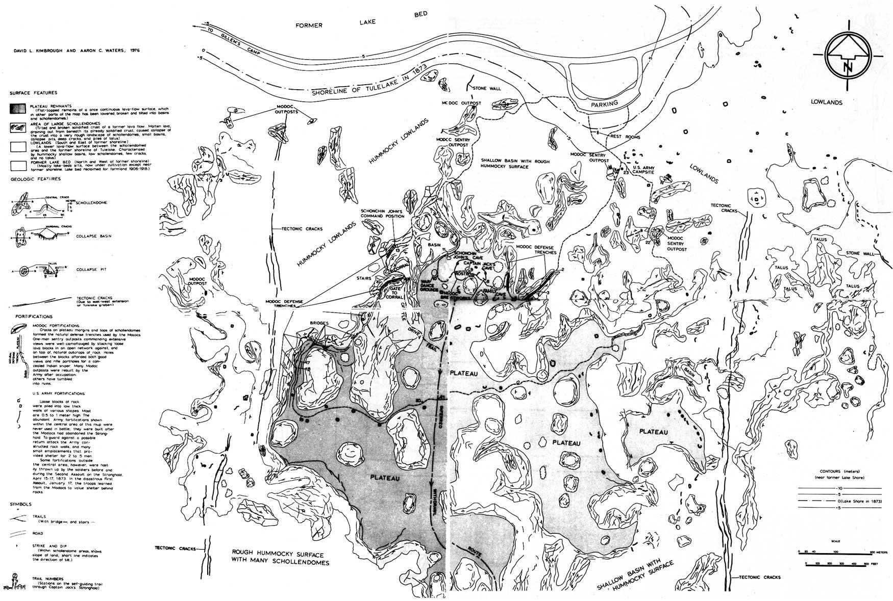 Usgs Geological Survey Circular 838 Captain Jack S