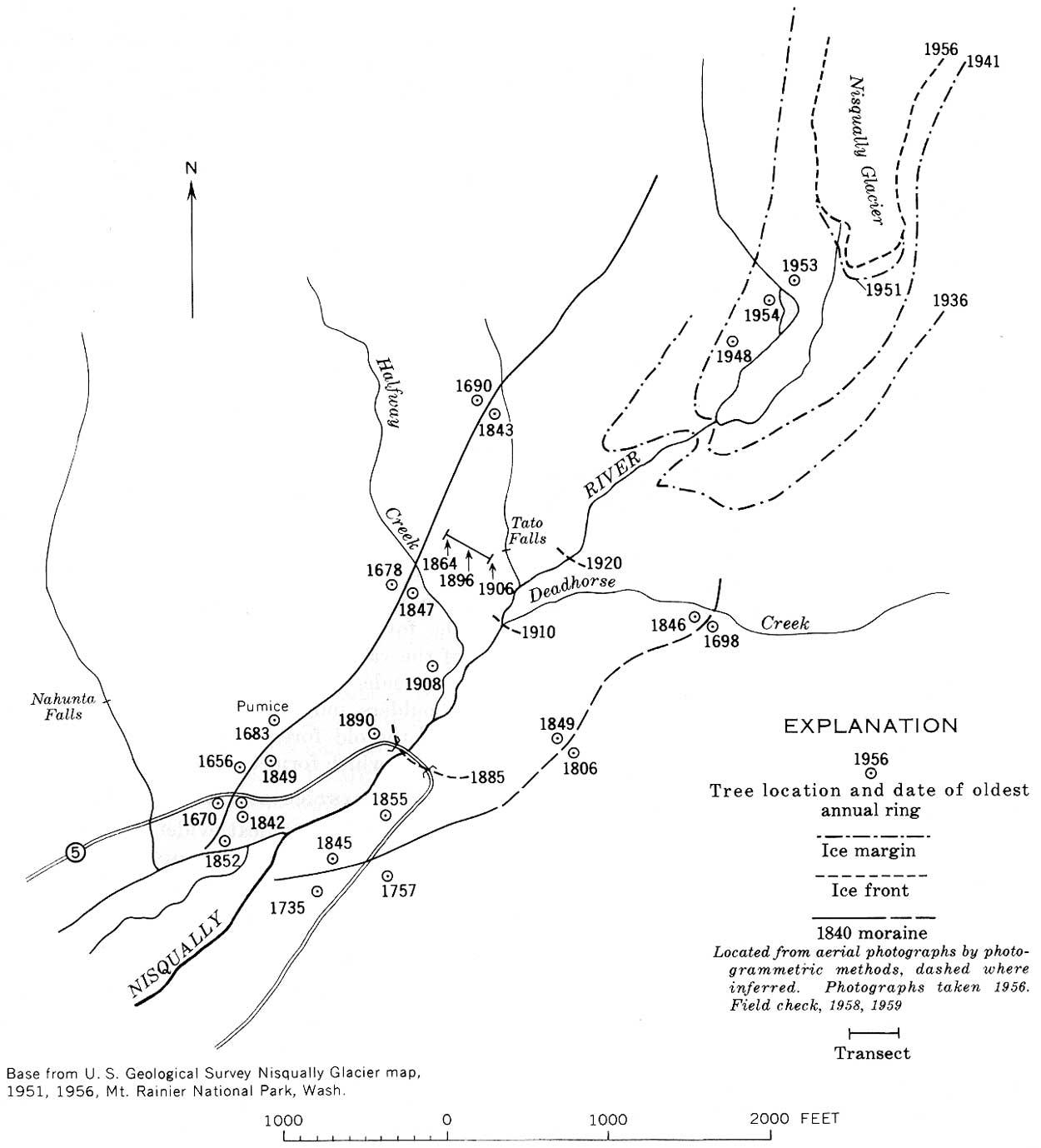 USGS: Geological Survey Professional Paper 387-A (Contents)