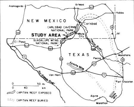 New Mexico: Bureau of Mines & Mining Bulletin 117 (Part 1