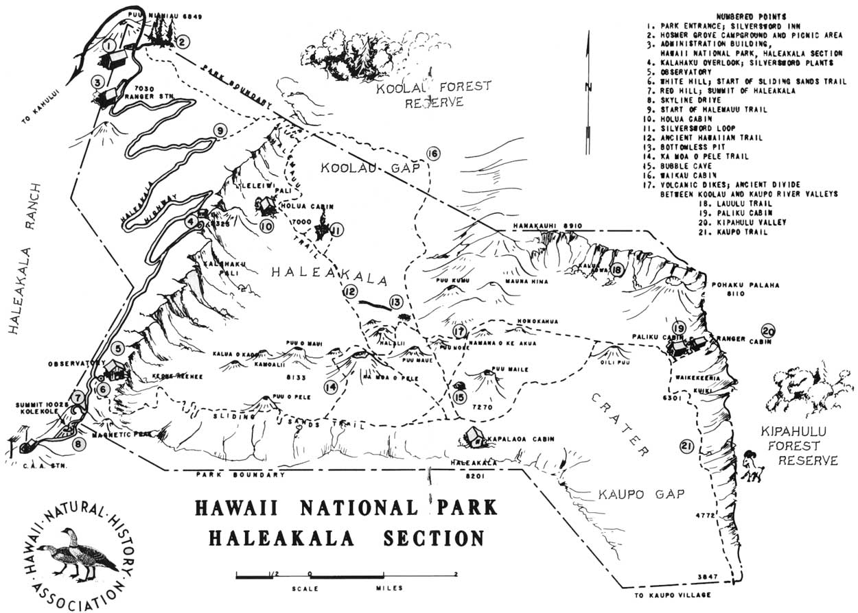 Hawaii National Park (Nature Notes)