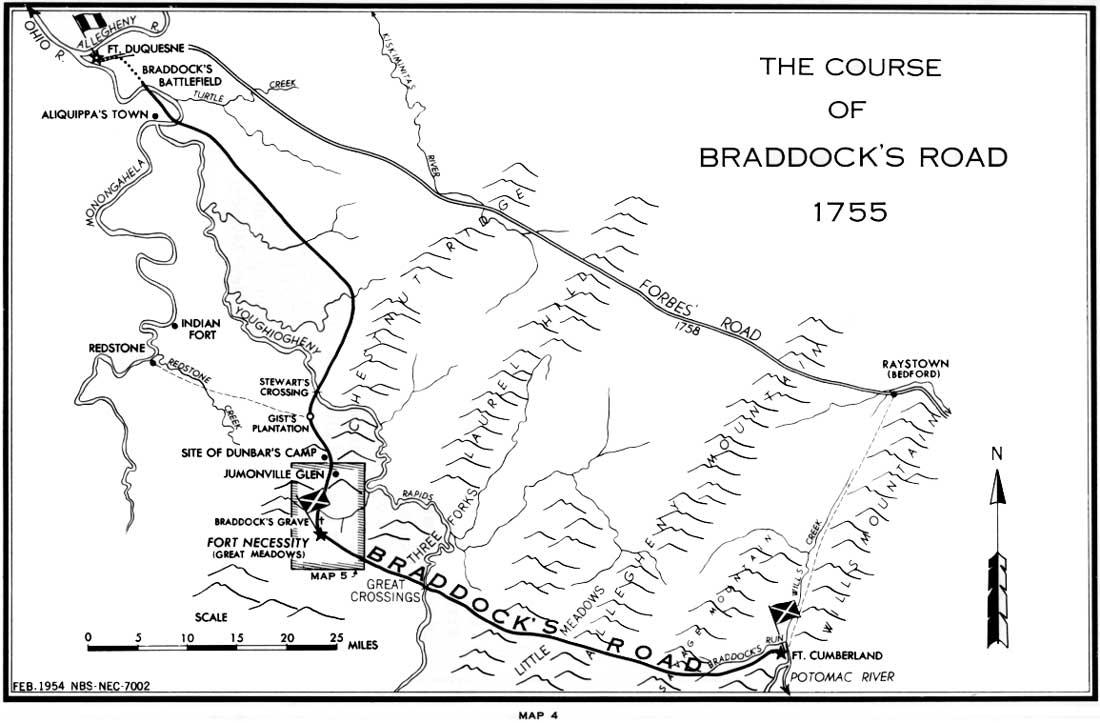 NPS Historical Handbook: Fort Necessity