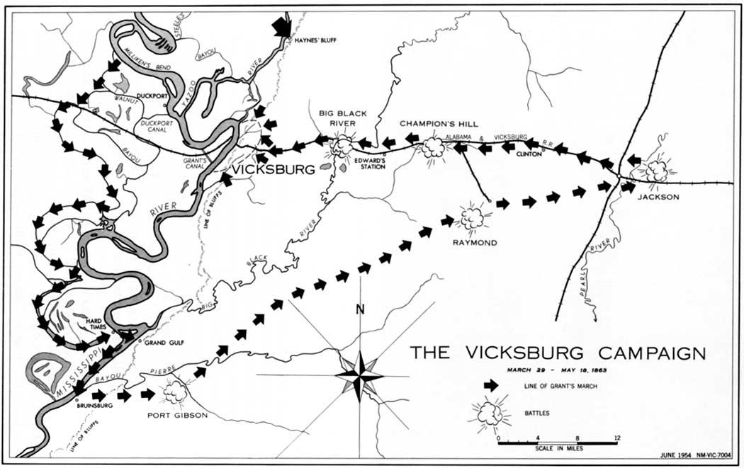 NPS Historical Handbook: Vicksburg