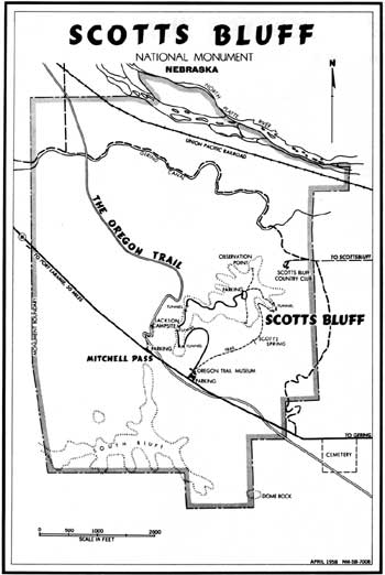 NPS Historical Handbook: Scotts Bluff