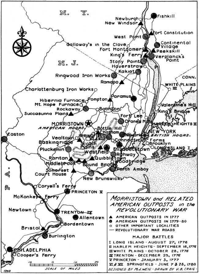 NPS Historical Handbook: Morristown