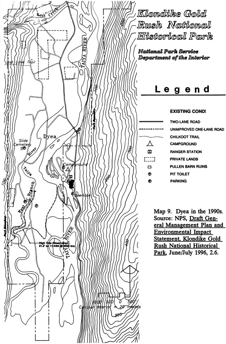 Klondike Gold Rush NHP: Legacy of the Gold Rush: An
