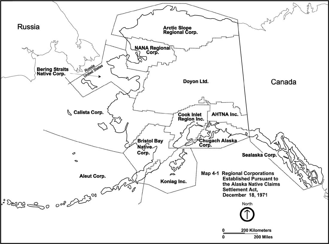 Alaska Subsistence A Nps Management History Chapter 4