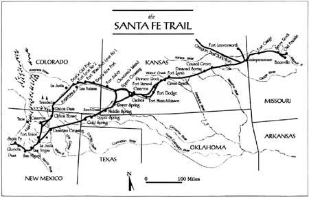 Santa Fe National Historic Trail: Special History Study
