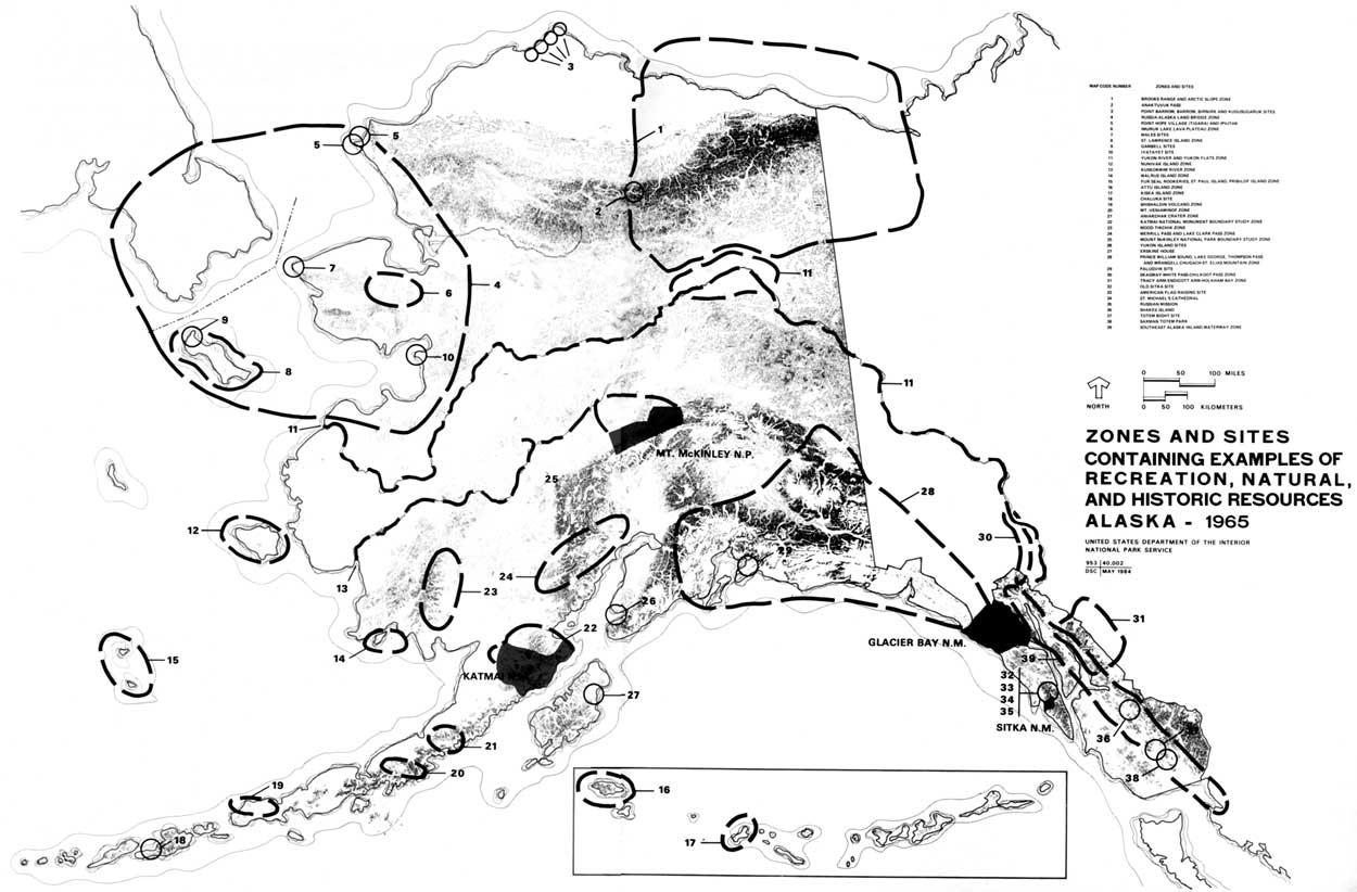 National Park Service: Alaska National Interest Lands