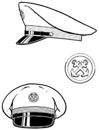 National Park Service: Badges and Uniform Ornamentation