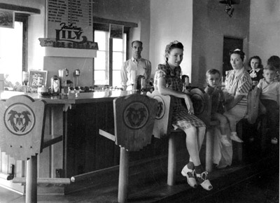 Soda Fountain Historical