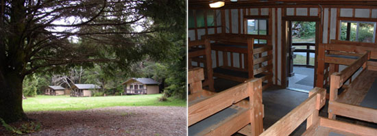 Wolf Creek Education Center  Redwood National and State