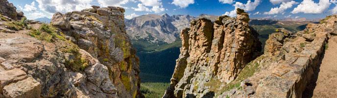 geologic activity rocky mountain
