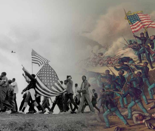 Civil War To Civil Rights Summary Report Cover