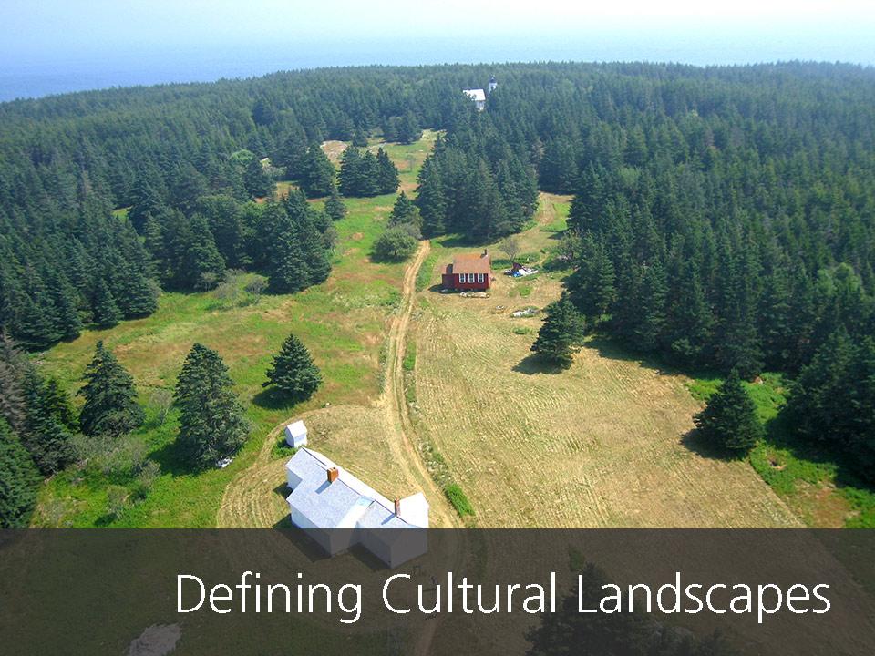 understand cultural landscapes