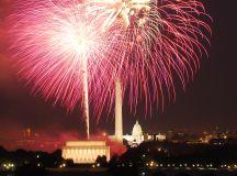 Fireworks - National Mall Fourth of July Celebration (U.S ...