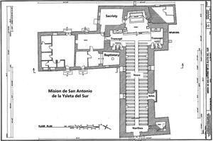 Ysleta Mission (Mission Corpus Christi de San Antonio de