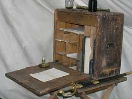 field desk plans civil war