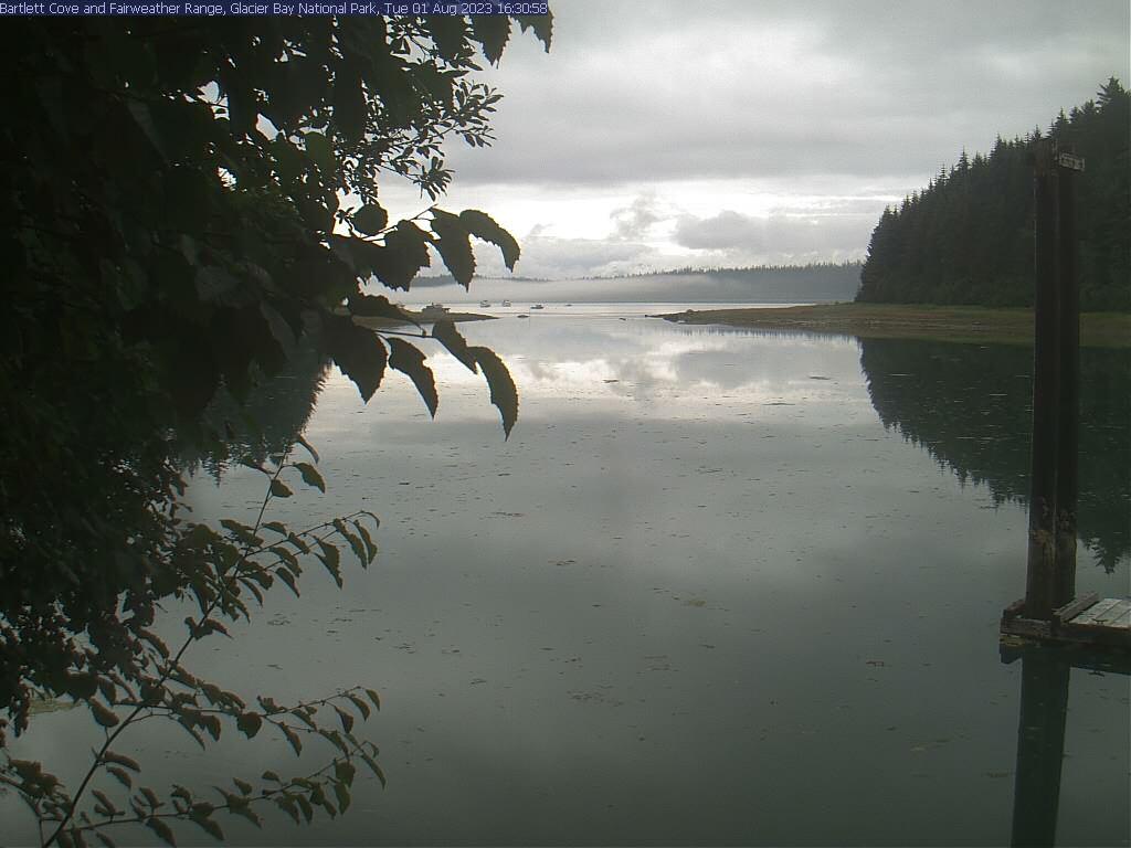 Glacier Bay National Park Air Quality Camera