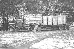 Wildlife Management Truck