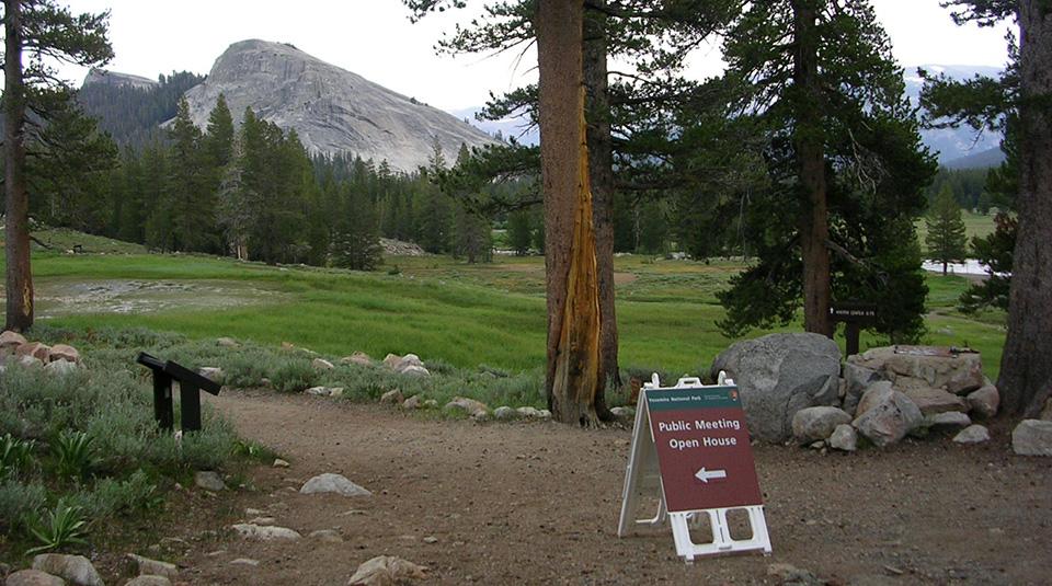 Planning - Yosemite National Park (U.S. National Park Service)