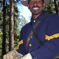 Celebrating Buffalo Soldiers on Mauna Loa