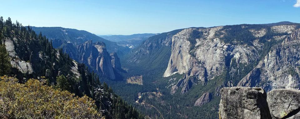 Blue Ridge Parkway Fall Wallpaper Rock Formations In Yosemite Valley Yosemite National