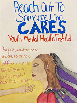 Home Health Aide - HealthPoster Competition- Rayssa Siqueira poster
