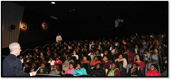Newark Public Schools Hosts Panel Discussion and Screening
