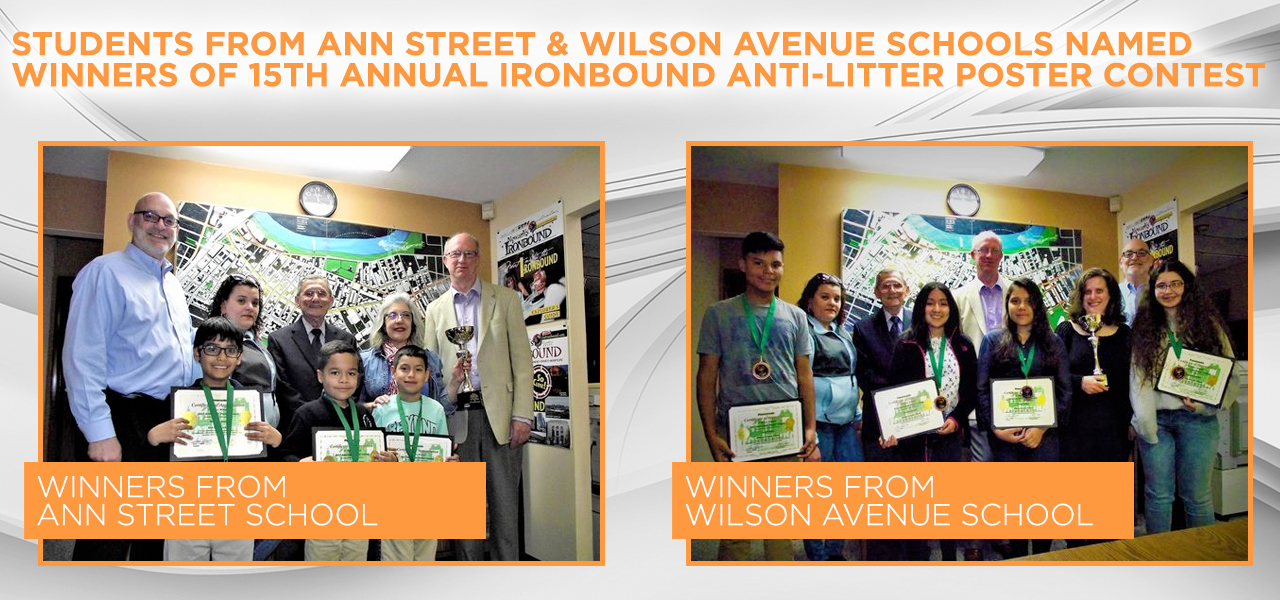Students from Ann Street and Wilson Avenue Schools Named