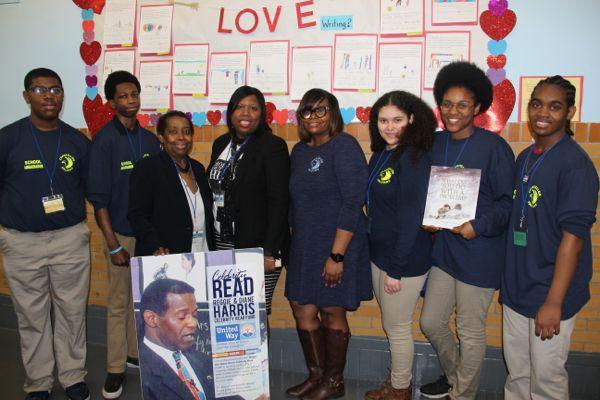 Celebrity Read Program at Chancellor Avenue School Yields