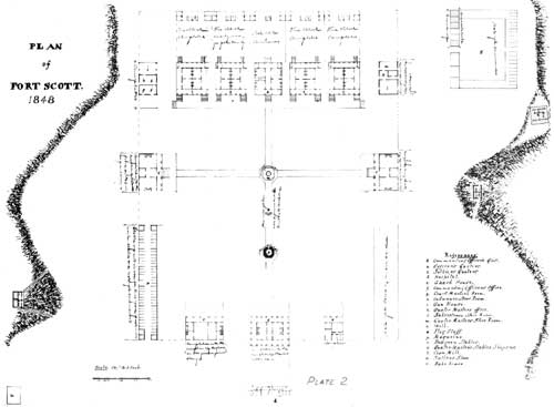 Fort Scott NHS: Historic Structures Report (Part II