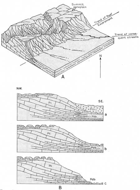 USGS: Geological Survey Professional Paper 215 (Cenozoic