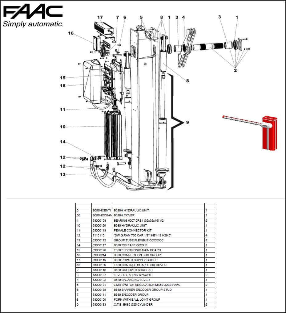 Faac Photocell Wiring Diagram Photocell Sensor Circuit