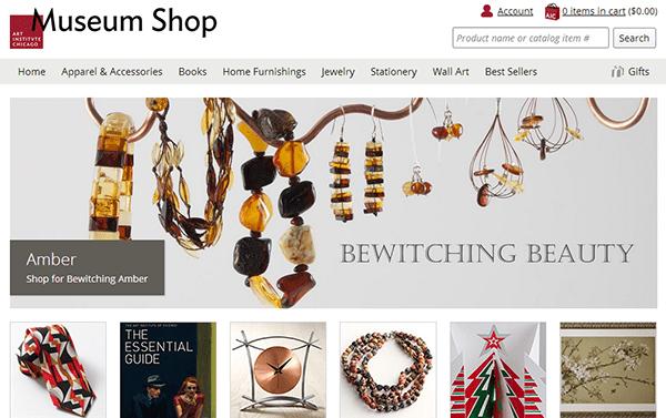 Art Institute of Chicago Online Store