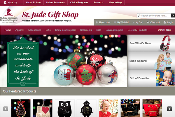 St. Jude Store
