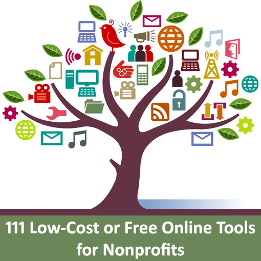 111 Low-Cost or Free Online Tools for Nonprofits – Nonprofit