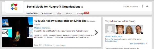 Five Recent LinkedIn Group Updates Nonprofits Need to Know