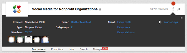 LinkedIn for Nonprofits 5