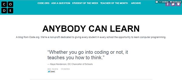 code org tumblr