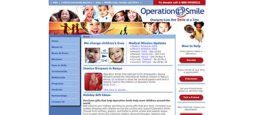 Operations Smile 2005