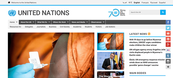 United Nations 2015